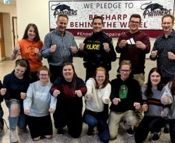 Prince Edward Collegiate Institute (PECI) Students