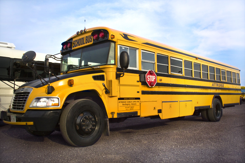 School buses cancelled due to cold weather