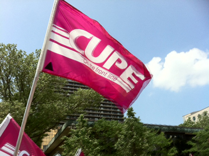 Conciliation meeting unsuccessful between CUPE 3314